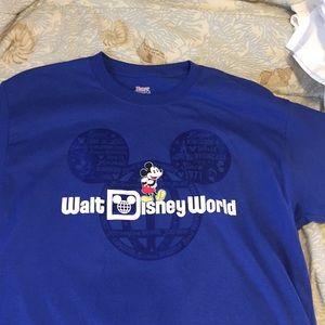Walt Disney World T-shirt from Disney World Large